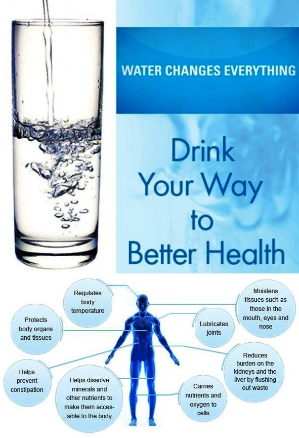 the importance of fluid and hydration Water's importance for the prevention of nutrition  there are major gaps in knowledge related to the measurement of total fluid intake and hydration status.