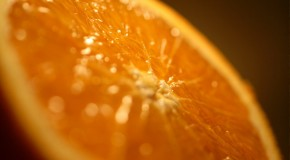 Orange-tastic!