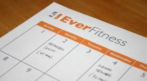 Free Exercise Calendar