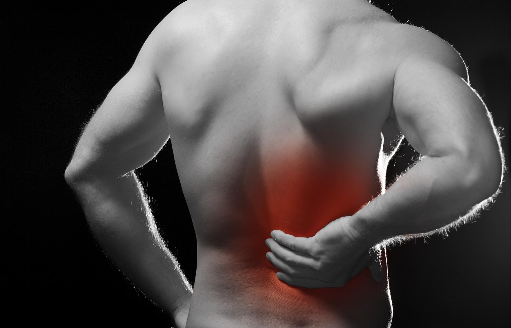 Lower body pain