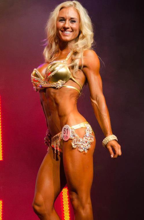 Mirella Clark WBFF Pro Q&A | 4Ever Fitness