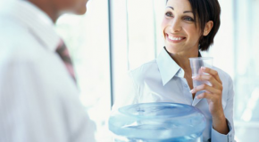A Simple Office Water Cooler Can Mean Better Health For You