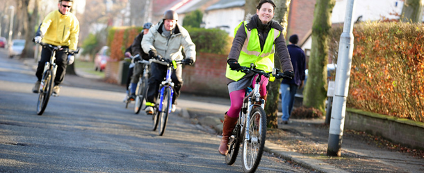4 Health Benefits To Cycling