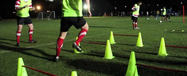 Effective Fitness Drills From Football