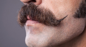 Different Mustache Styles And Grooming